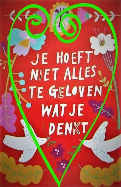 Sprüche Niederländisch
