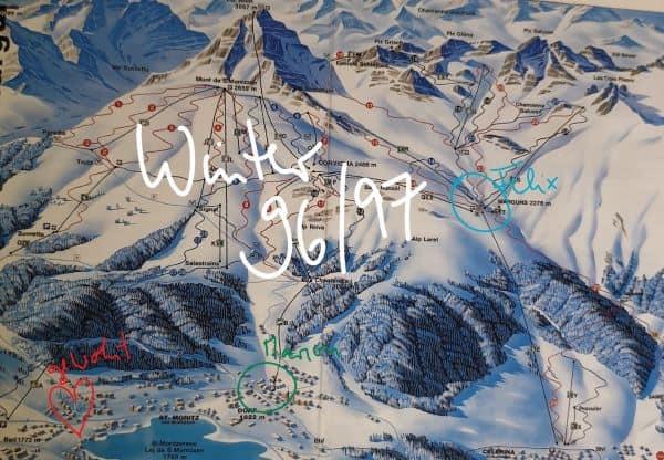St. Moritz Winter 96/97